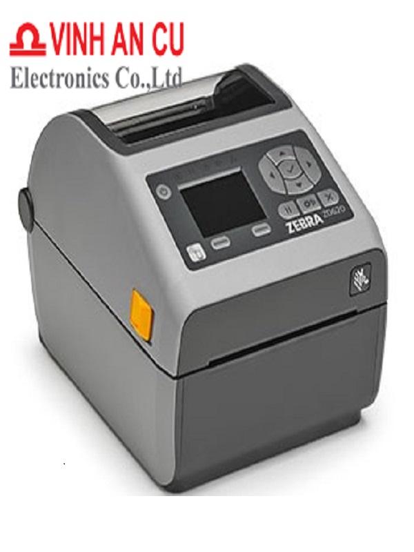 Máy in mã vạch ZD620, TOP 10 máy in Zebra để bàn giá rẻ